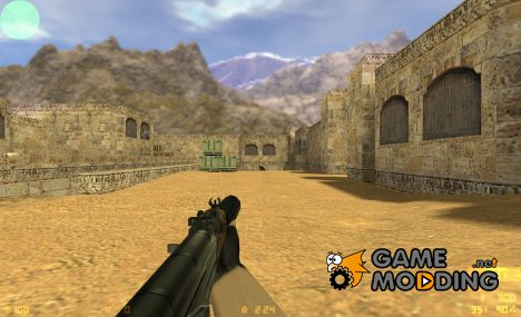 AKS-74U for Counter-Strike 1.6