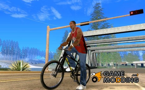 GT Dirtbike v.2for GTA San Andreas