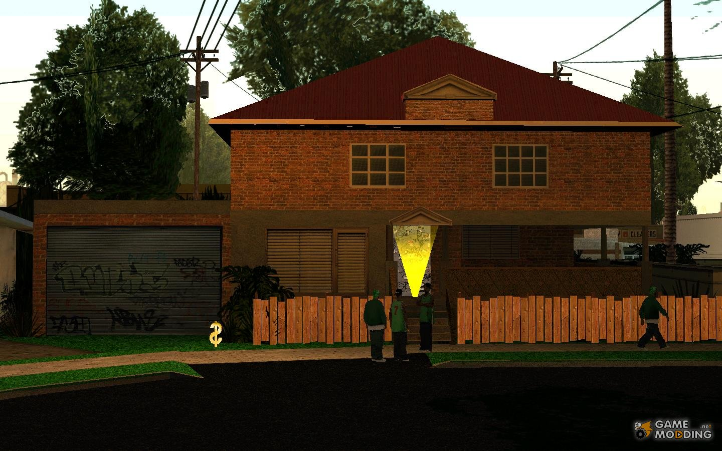 gta san andreas how to buy all houses