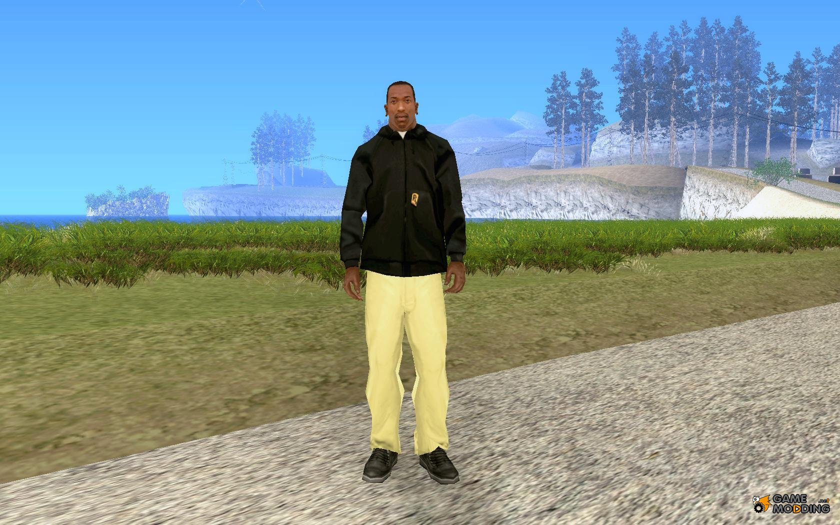 Dickies Gangsta Outfit For Gta San Andreas