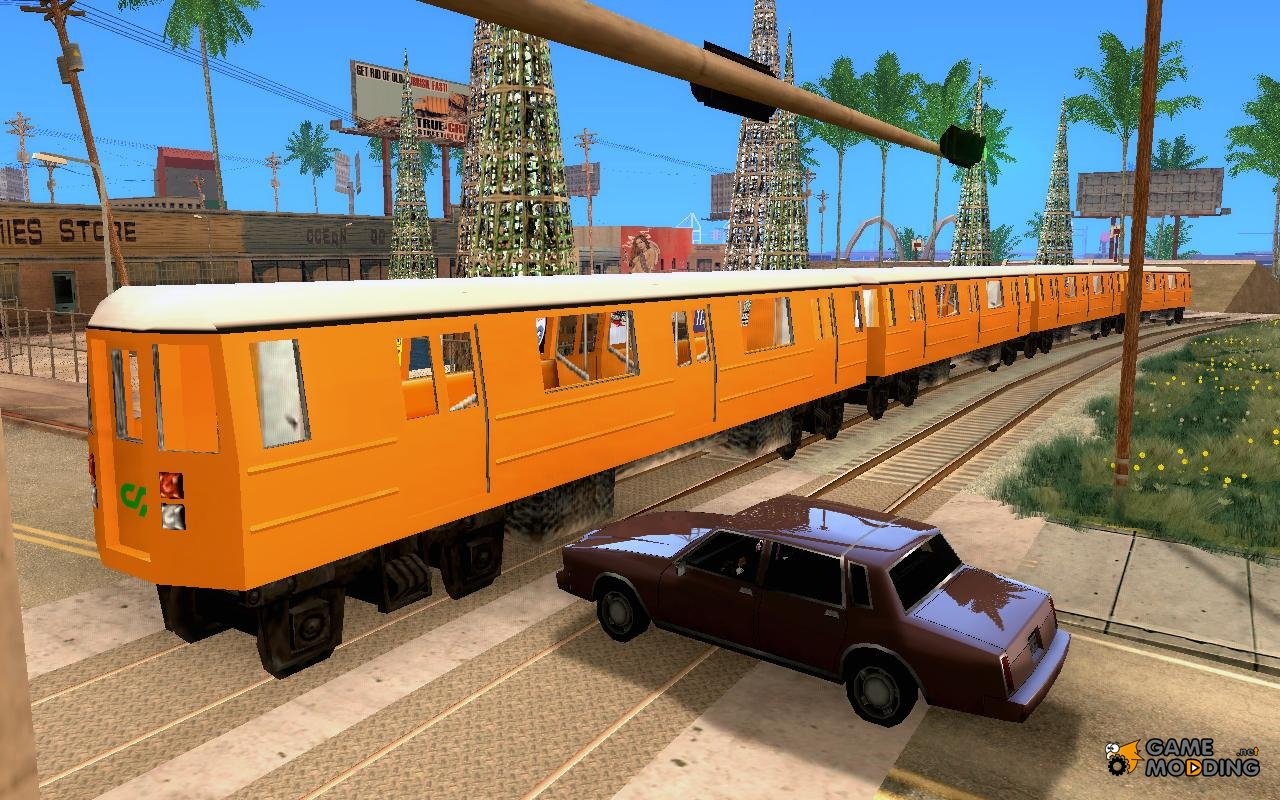 how to get to liberty city in san andreas