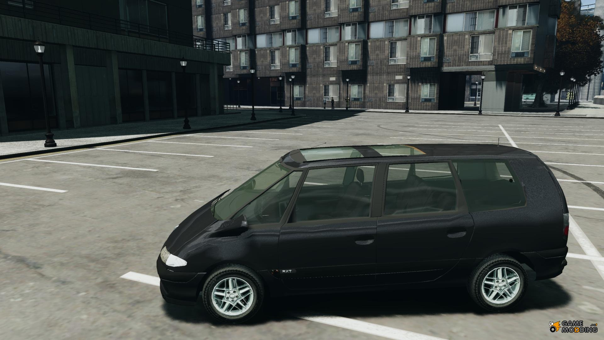 renault grand espace iii for gta 4. Black Bedroom Furniture Sets. Home Design Ideas