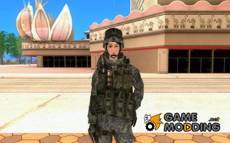 Woman Ranger for GTA San Andreas