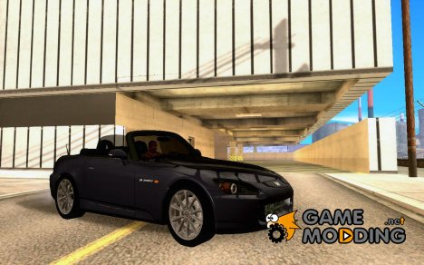 Honda S2000 - Stock for GTA San Andreas