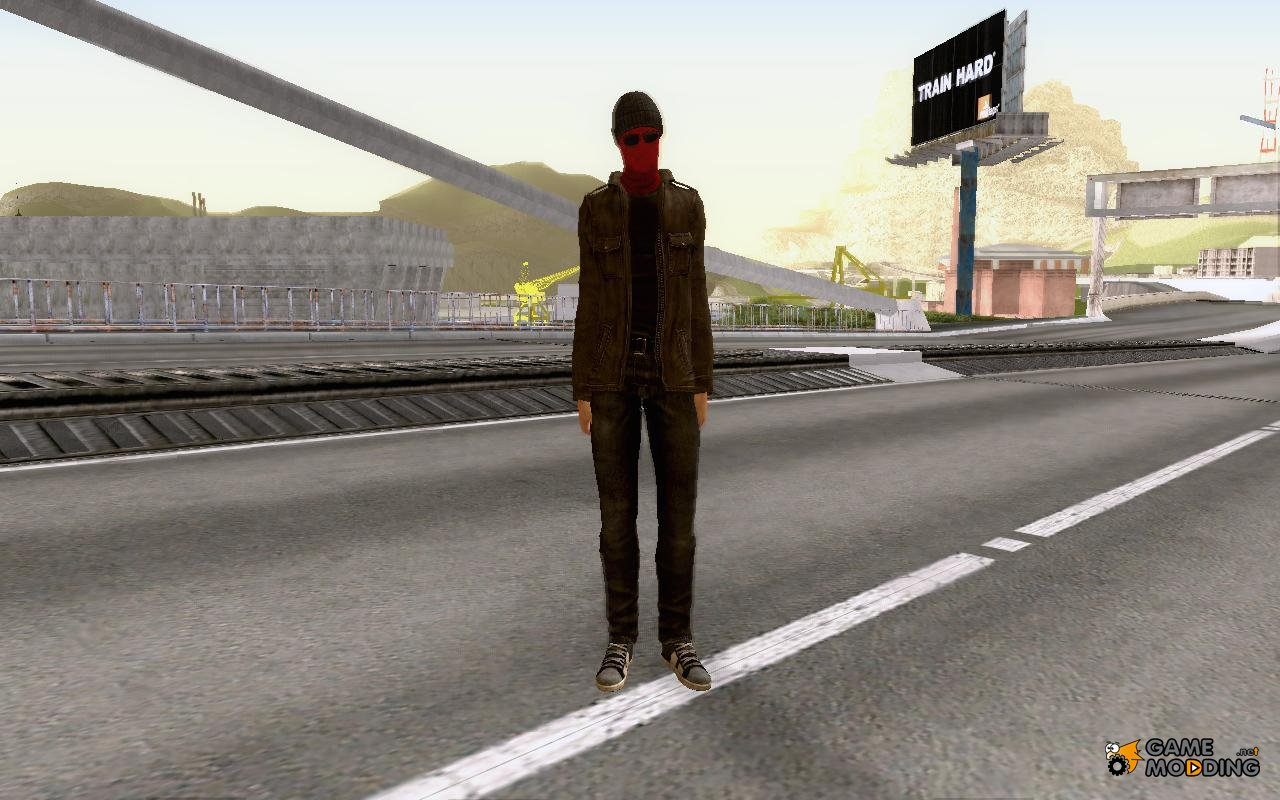 Gta San Andreas Ghost Rider Skin Mod Free Download
