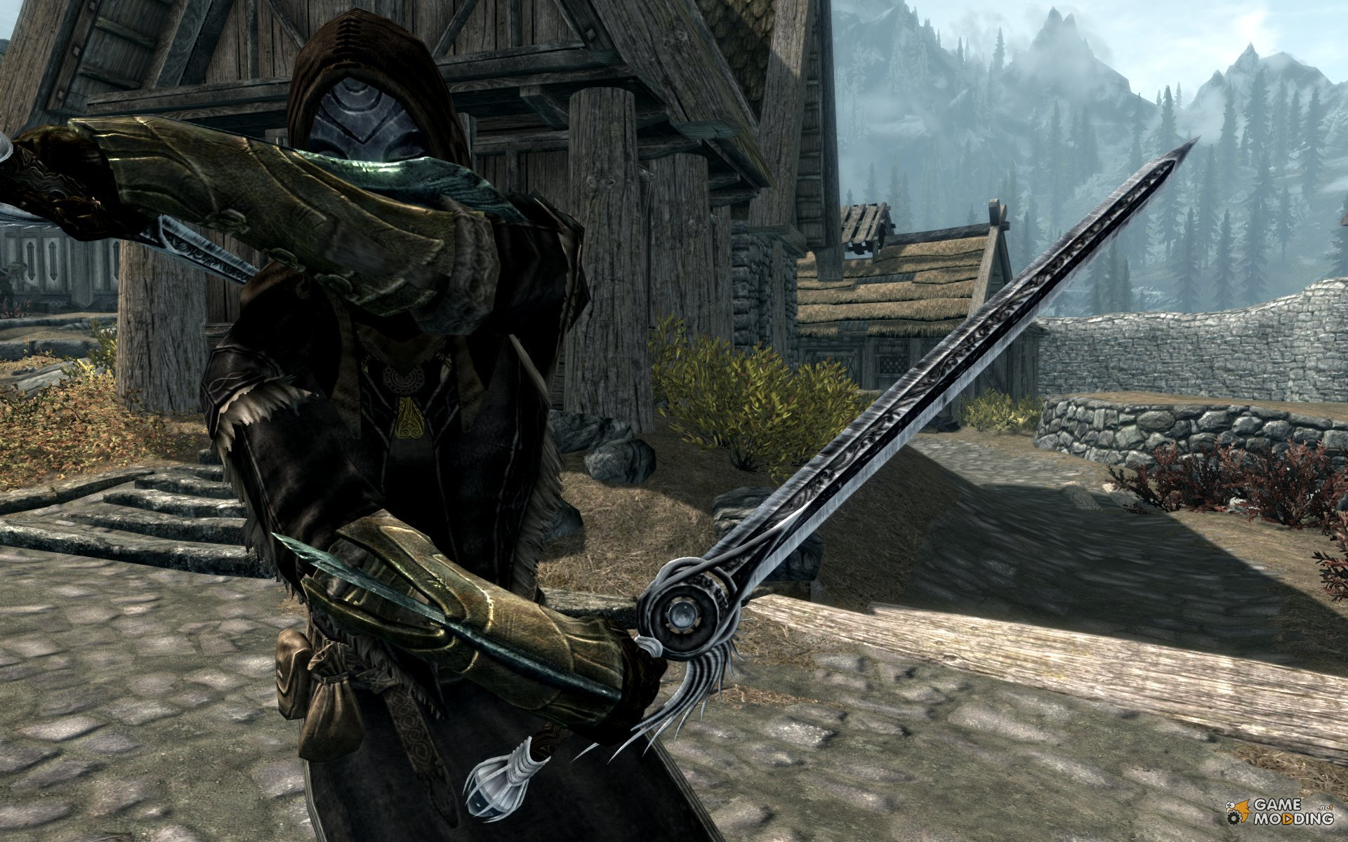 how to make skyrim weapons in real life