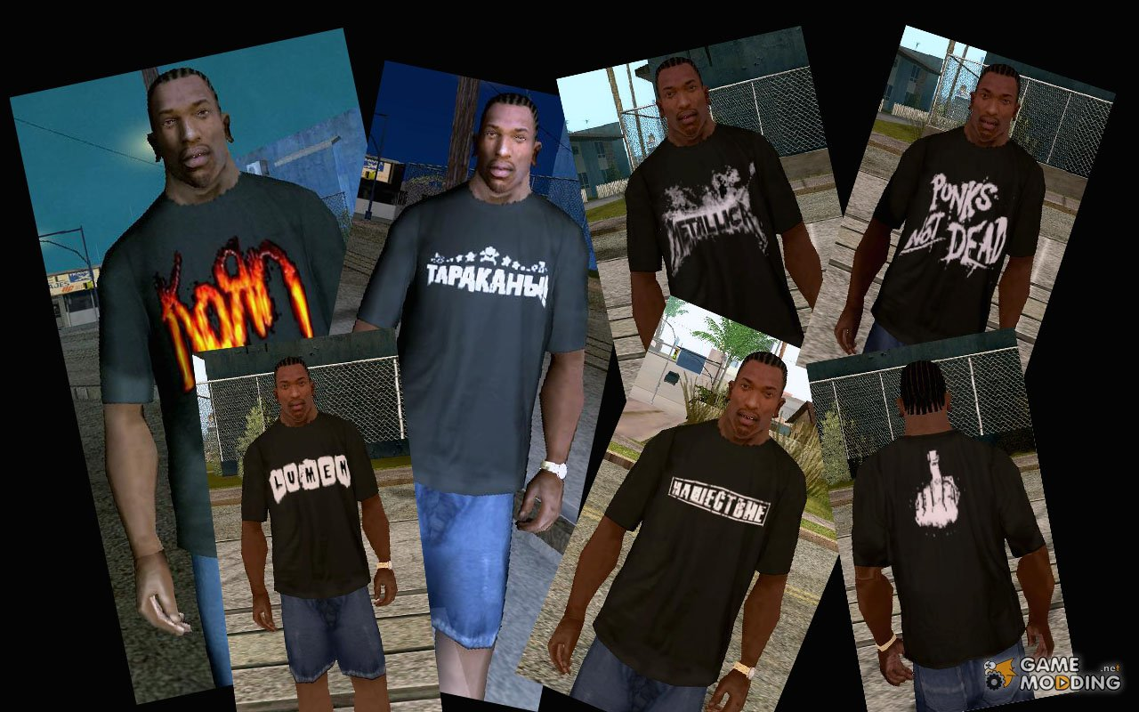 GTA San Andreas Patches - Mods and Downloads - GTAinside