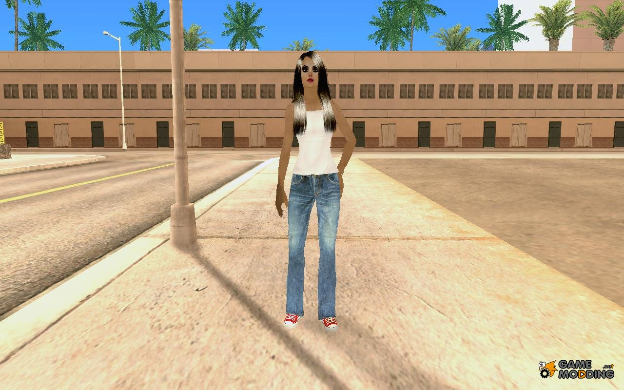 san andreas single asian girls List of grand theft auto: san andreas characters culminating in cj being ordered to single-handedly the player can also date four other girls who are met.