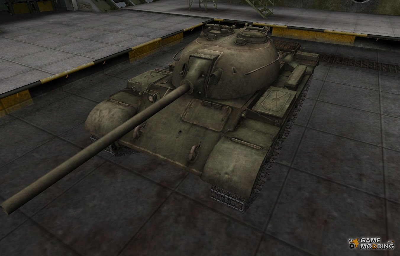 Для китайского танка t 34 2 для world of tanks