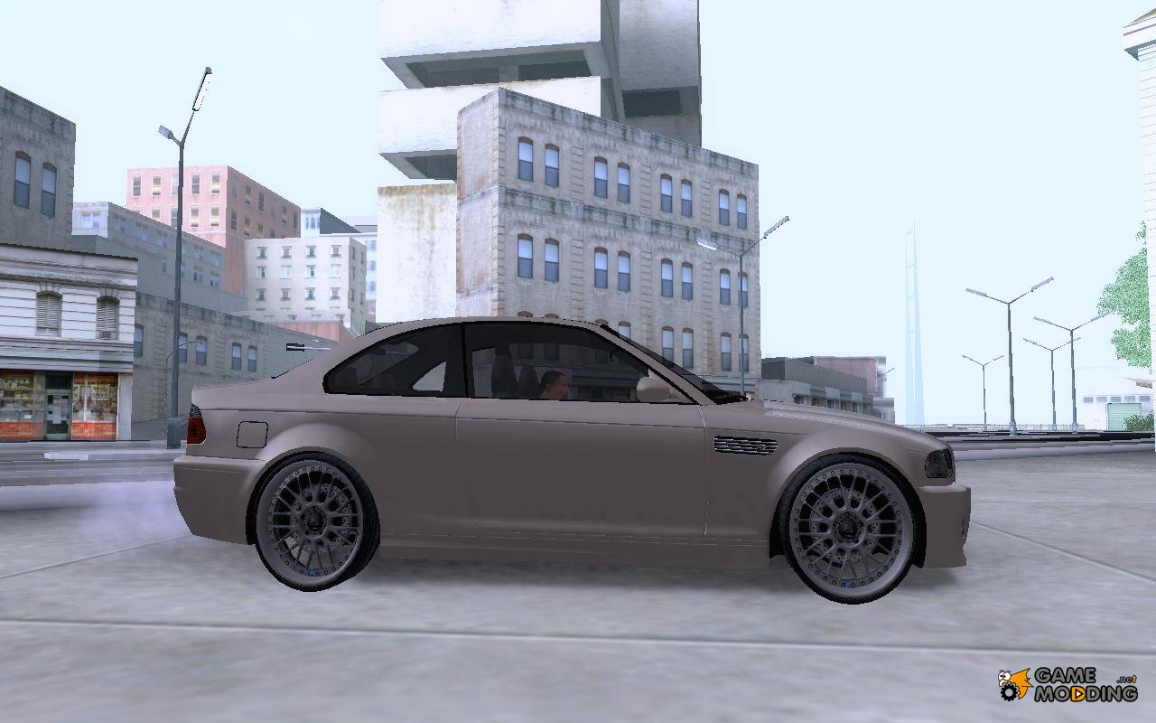 bmw m3 custom for gta san andreas. Black Bedroom Furniture Sets. Home Design Ideas