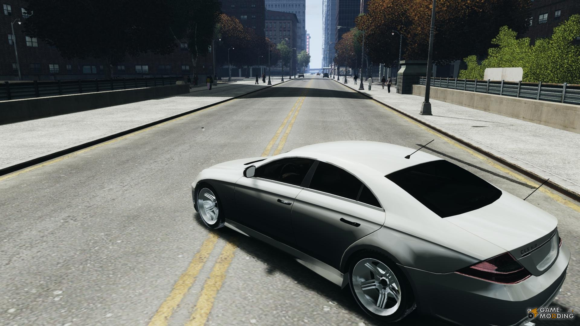 Mercedes benz cls tuning light v1 0 beta for gta 4 for Mercedes benz mods