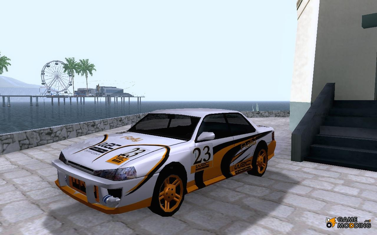 Sultan Rs Rally Paint Job