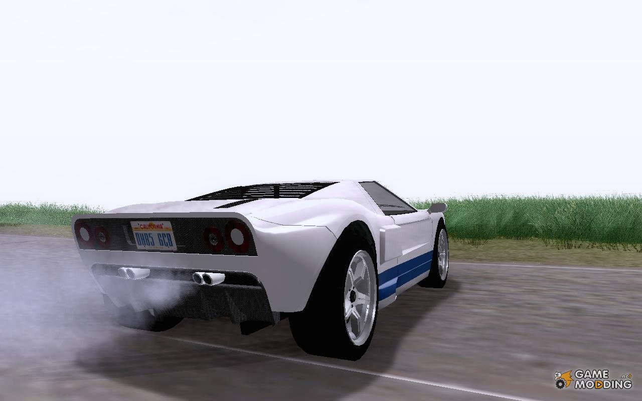 Bullet Gt From Tbogt For Gta San Andreas