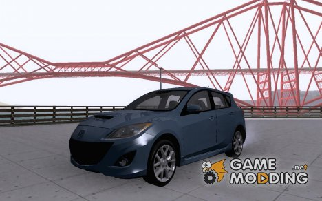 2010 Mazda MazdaSpeed 3 for GTA San Andreas