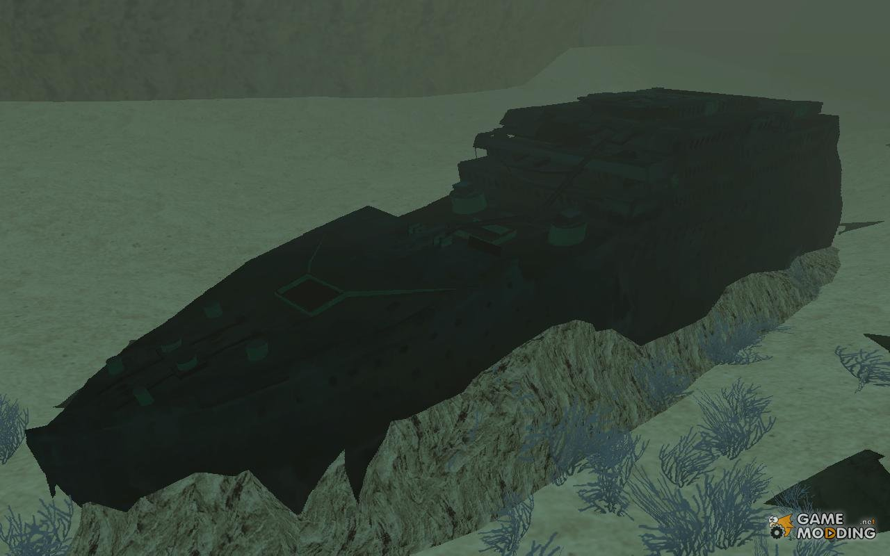 The Sinking Of The Titanic For Gta San Andreas