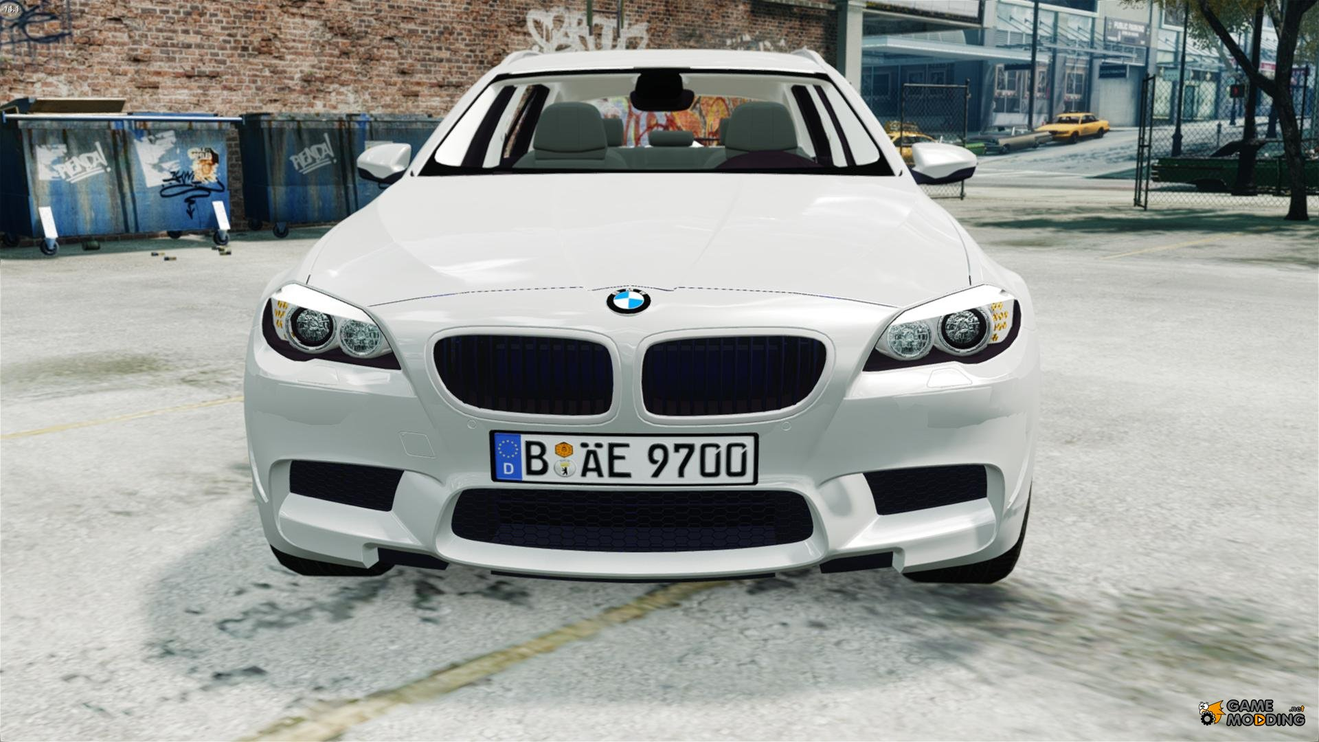 bmw f11 m5 touring for gta 4. Black Bedroom Furniture Sets. Home Design Ideas