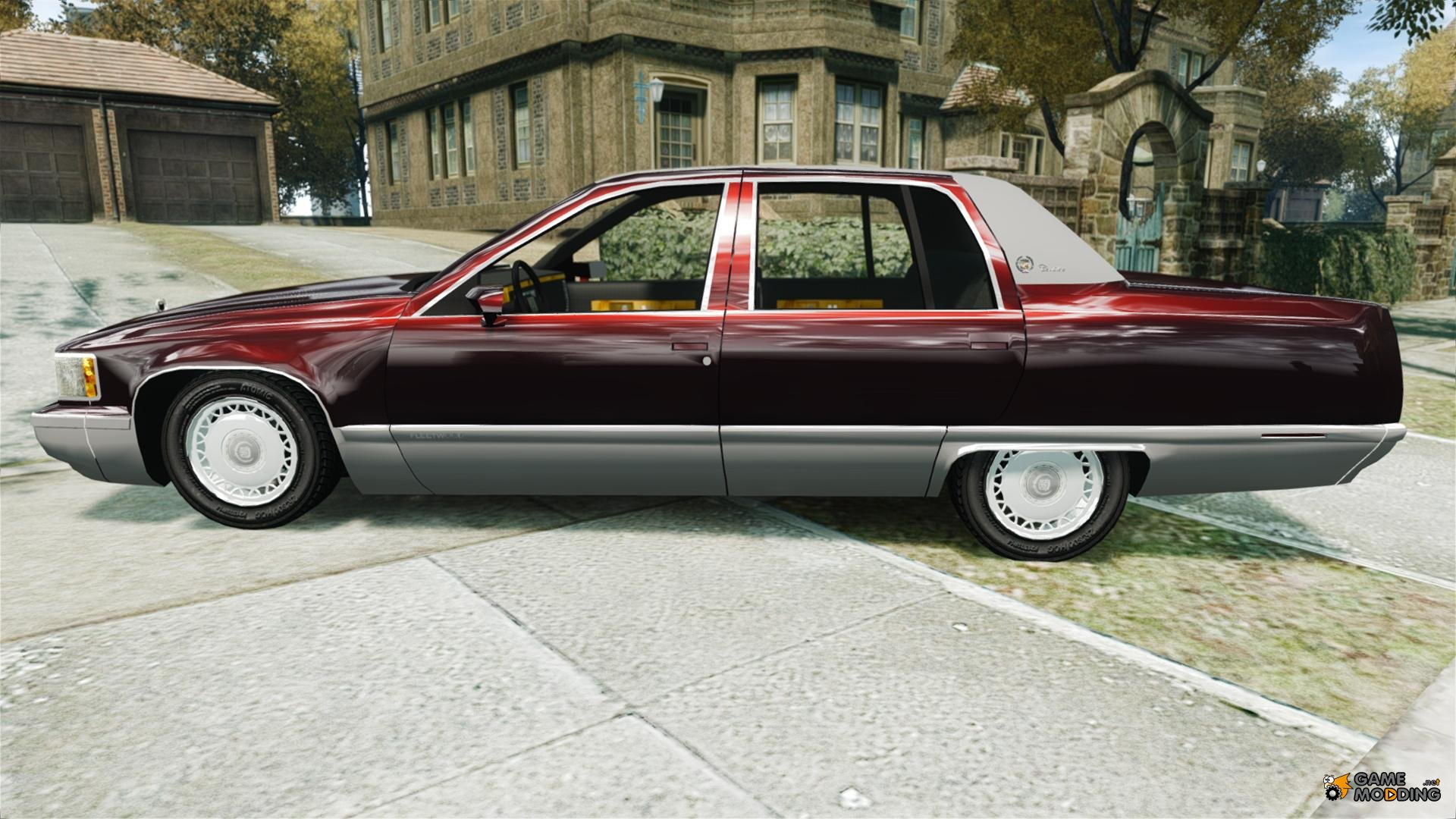 1993 cadillac fleetwood for gta 4. Cars Review. Best American Auto & Cars Review