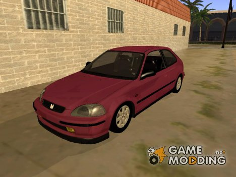 Honda Civic 1.4is TMC for GTA San Andreas