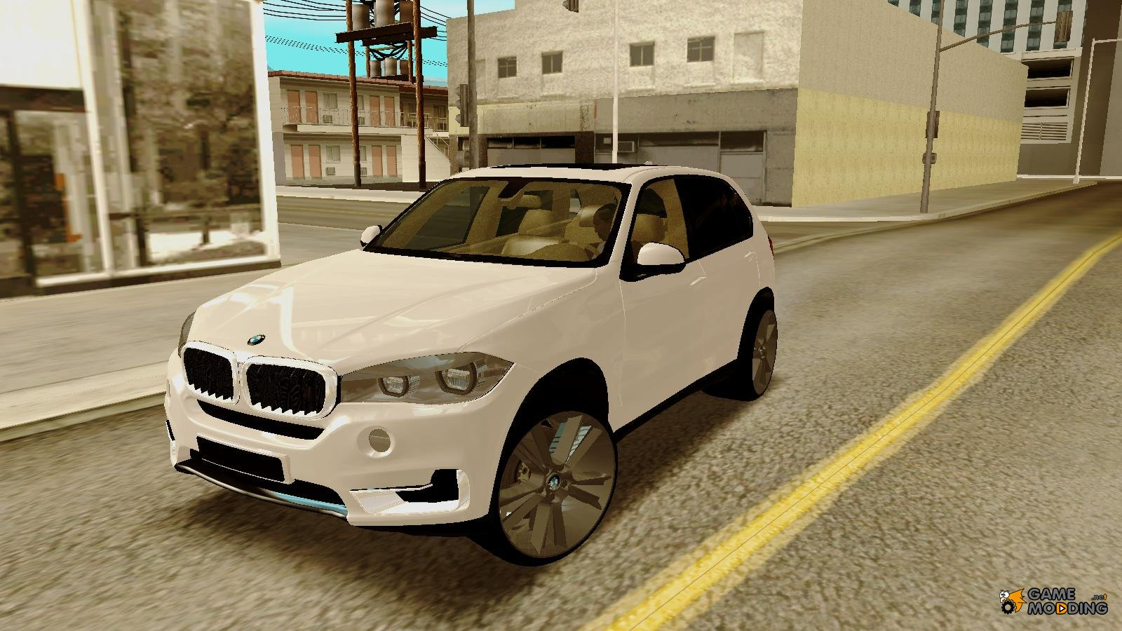 f15 2014 bmw x 5 for gta san andreas