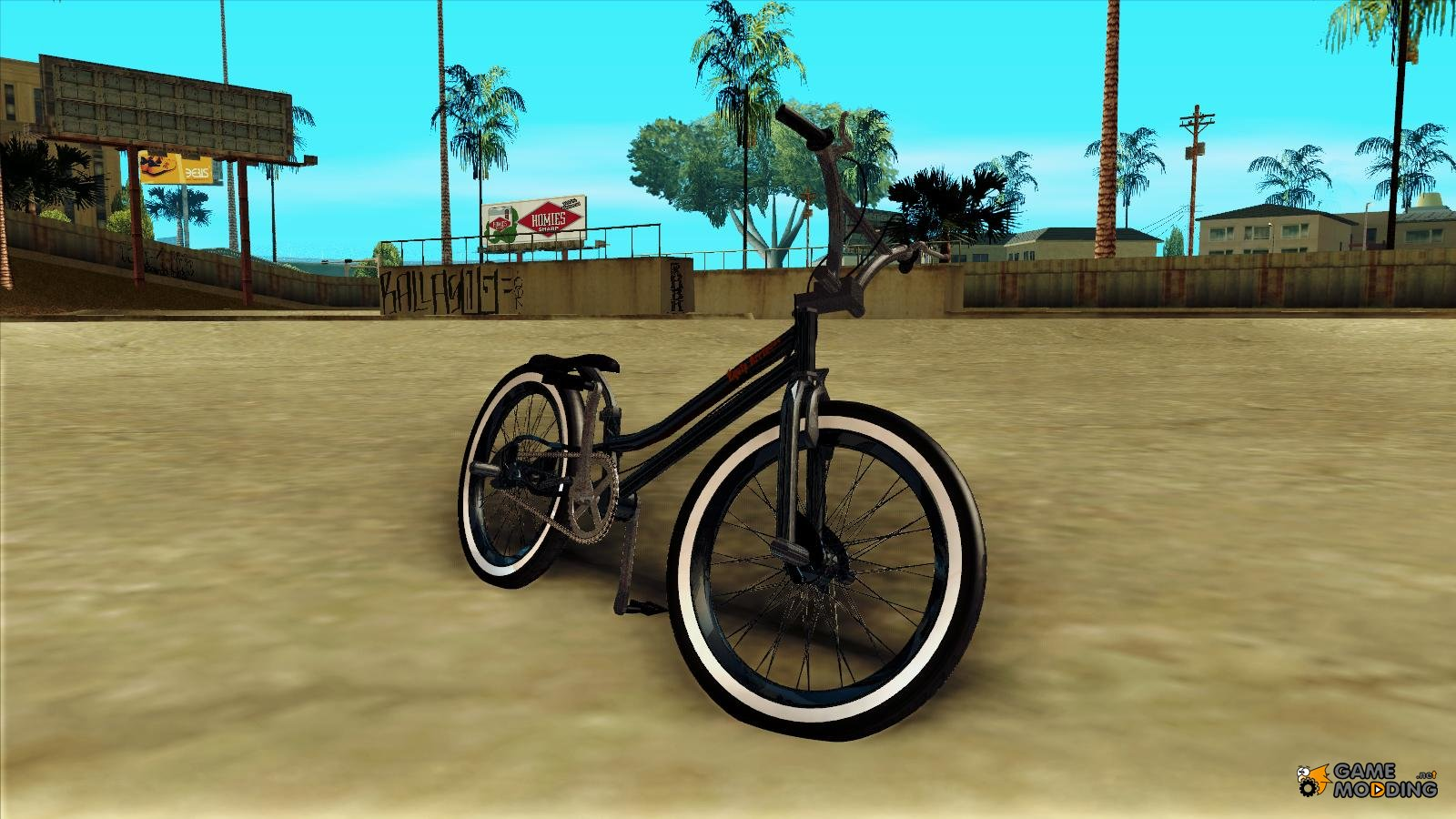 BMX for GTA San Andreas