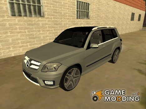 Mercedes-Benz GLK for GTA San Andreas