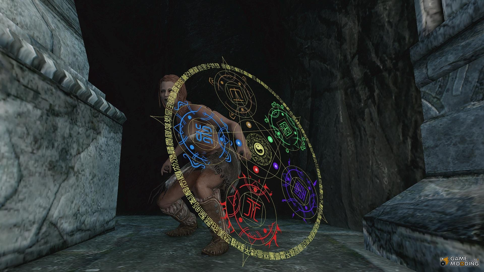 Nude mod runes of magic exploited images