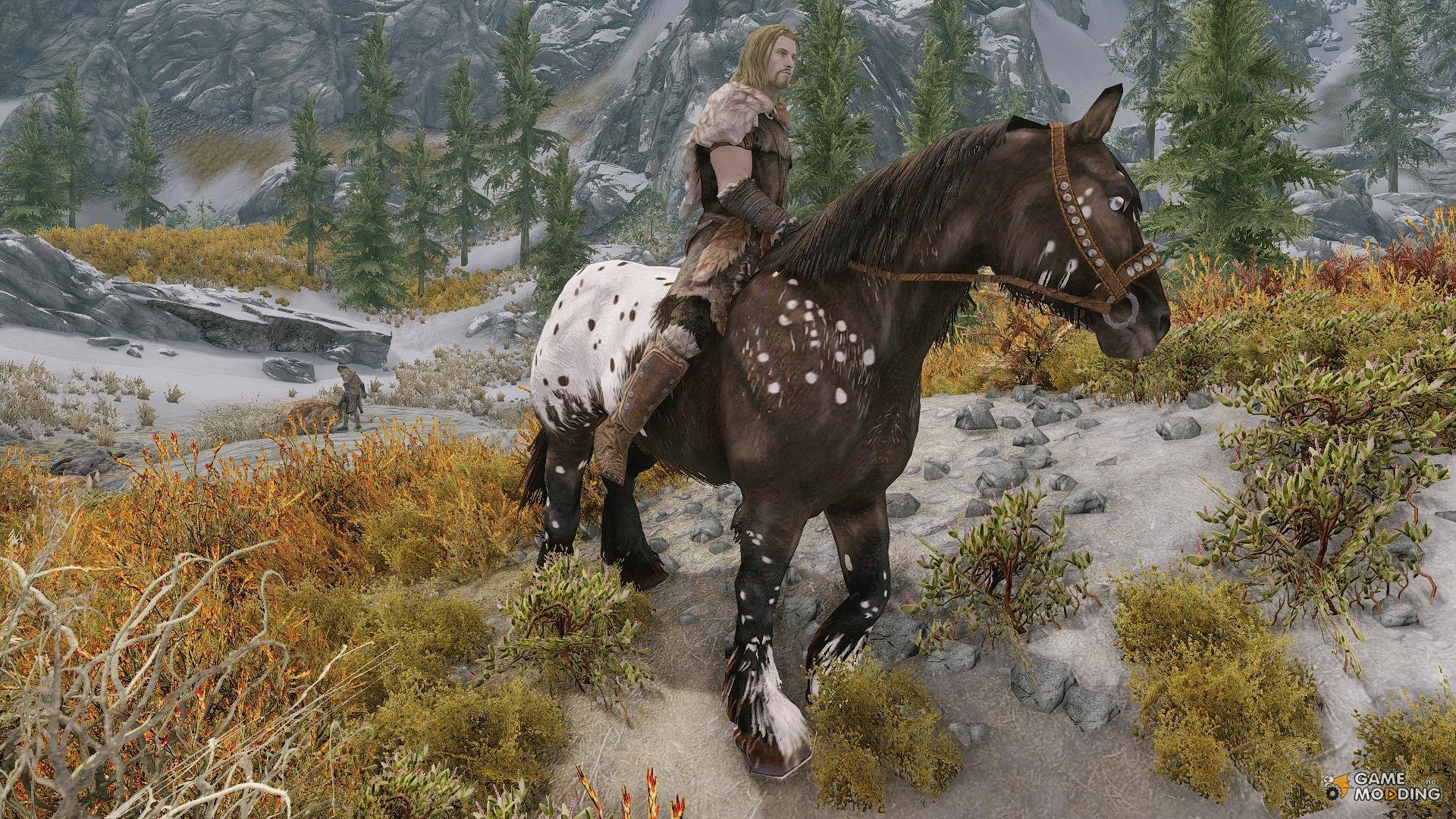 how to buy horses skyrim