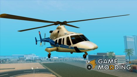 Bell 430 for GTA San Andreas