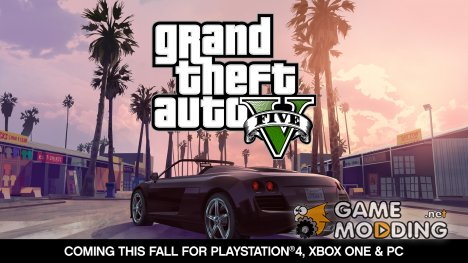 GTA 5 coming out in the fall! Official information!