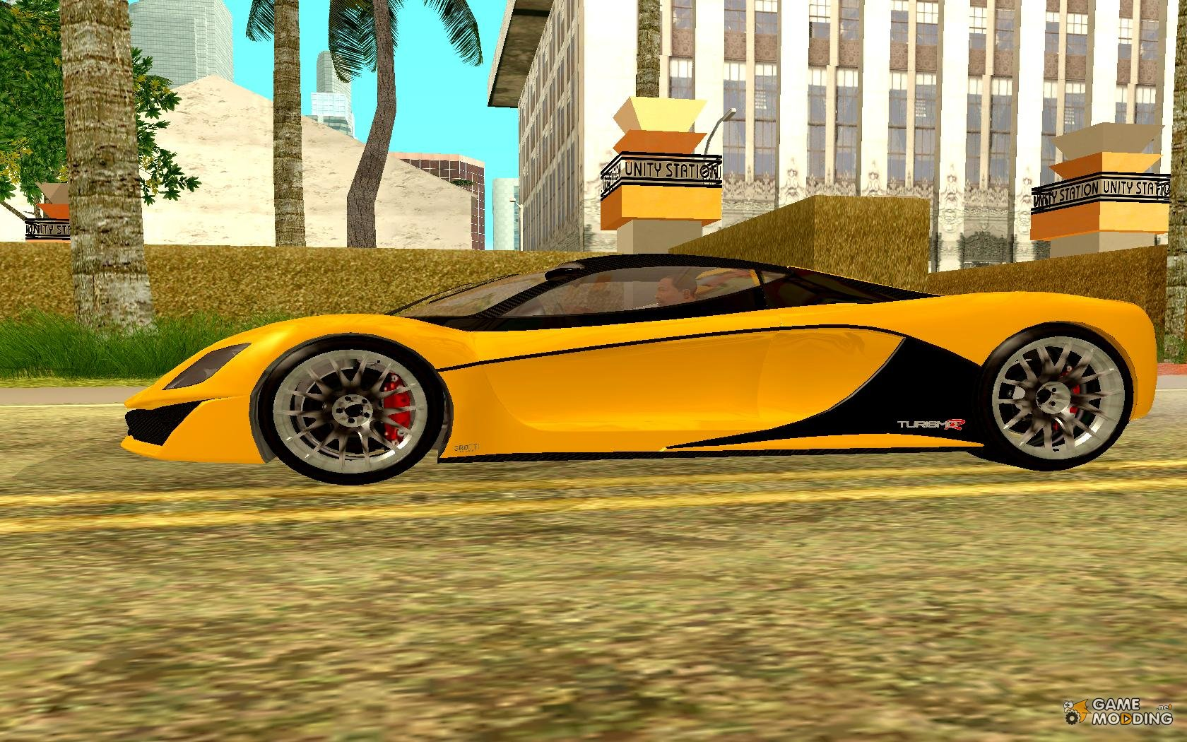 GTA V Turismo (R) for GTA San Andreas