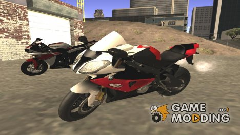 BMW S1000rr 2011 for GTA San Andreas