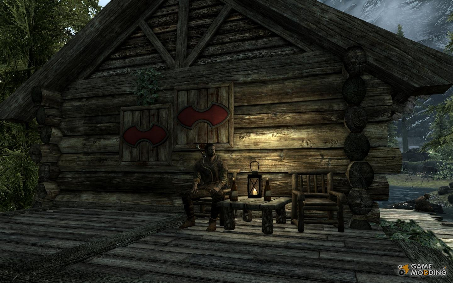 how to buy house supplies in skyrim