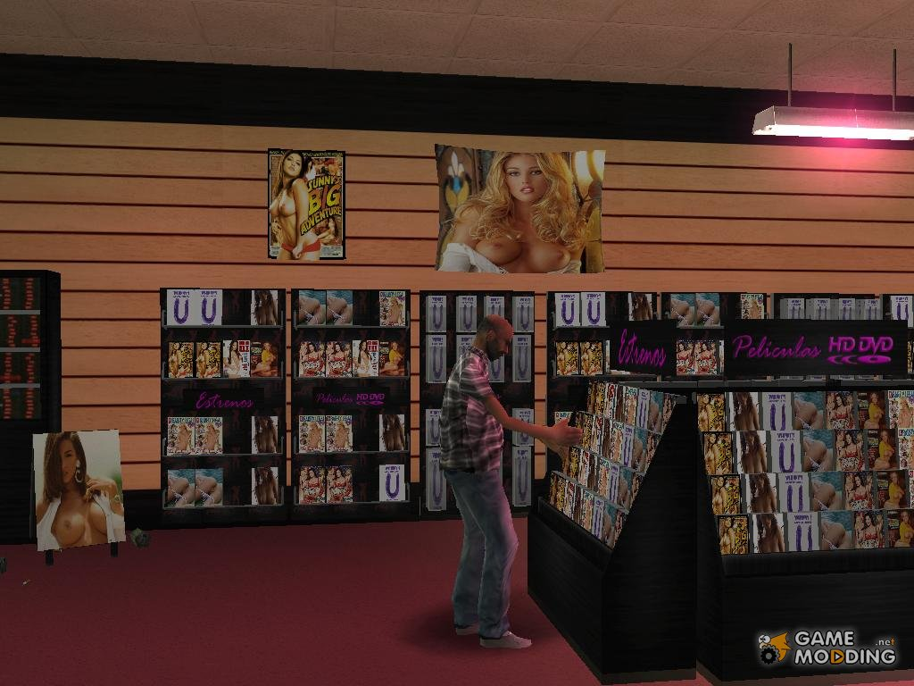 San Andreas Sex Shop 48