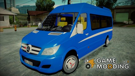 Mercedes-Benz Sprinter Dolmus for GTA San Andreas