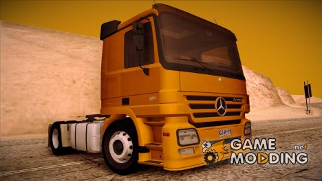 Mercedes-Benz Actros 3241 for GTA San Andreas