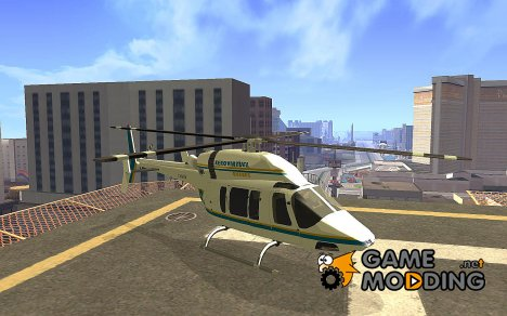 Bell 429 for GTA San Andreas