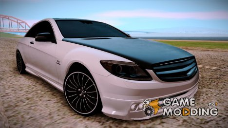 Mercedes-Benz CL63 AMG for GTA San Andreas