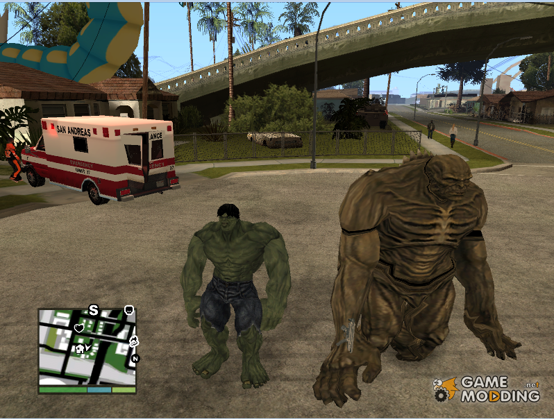Mods Bring Hulk Into Gta 5 More Monster Encounters To - Www