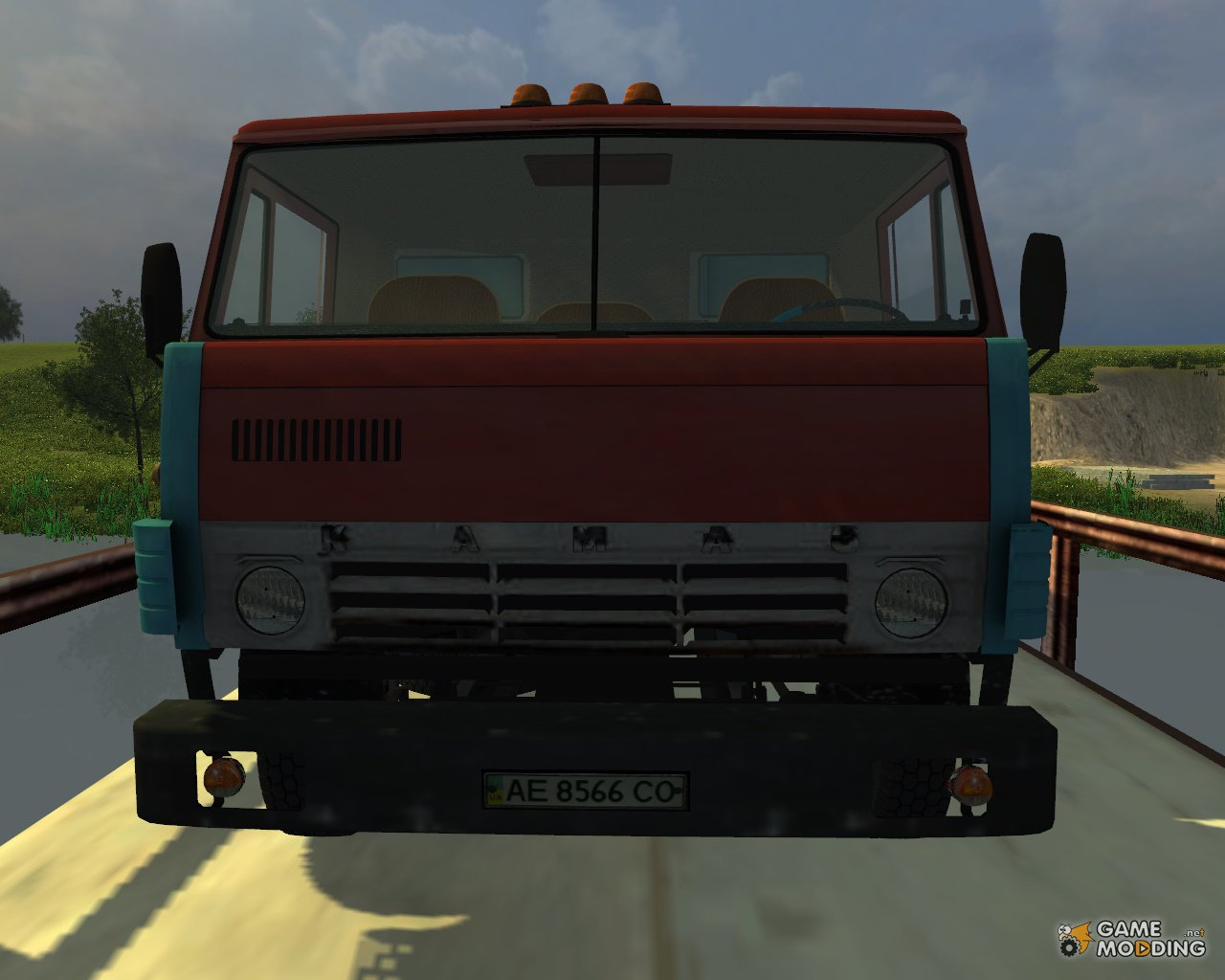 КамАЗ-53212 for Farming Simulator 2013