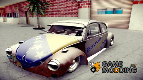 Volkswagen Beetle Bosnia Stance Nationfor GTA San Andreas