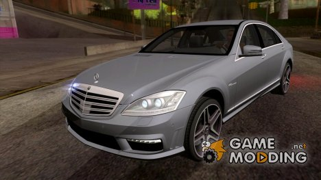Mercedes-Benz S65 AMG V12 BITURBO for GTA San Andreas