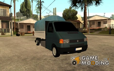 VolksWagen T4 Transporter V.2 for GTA San Andreas