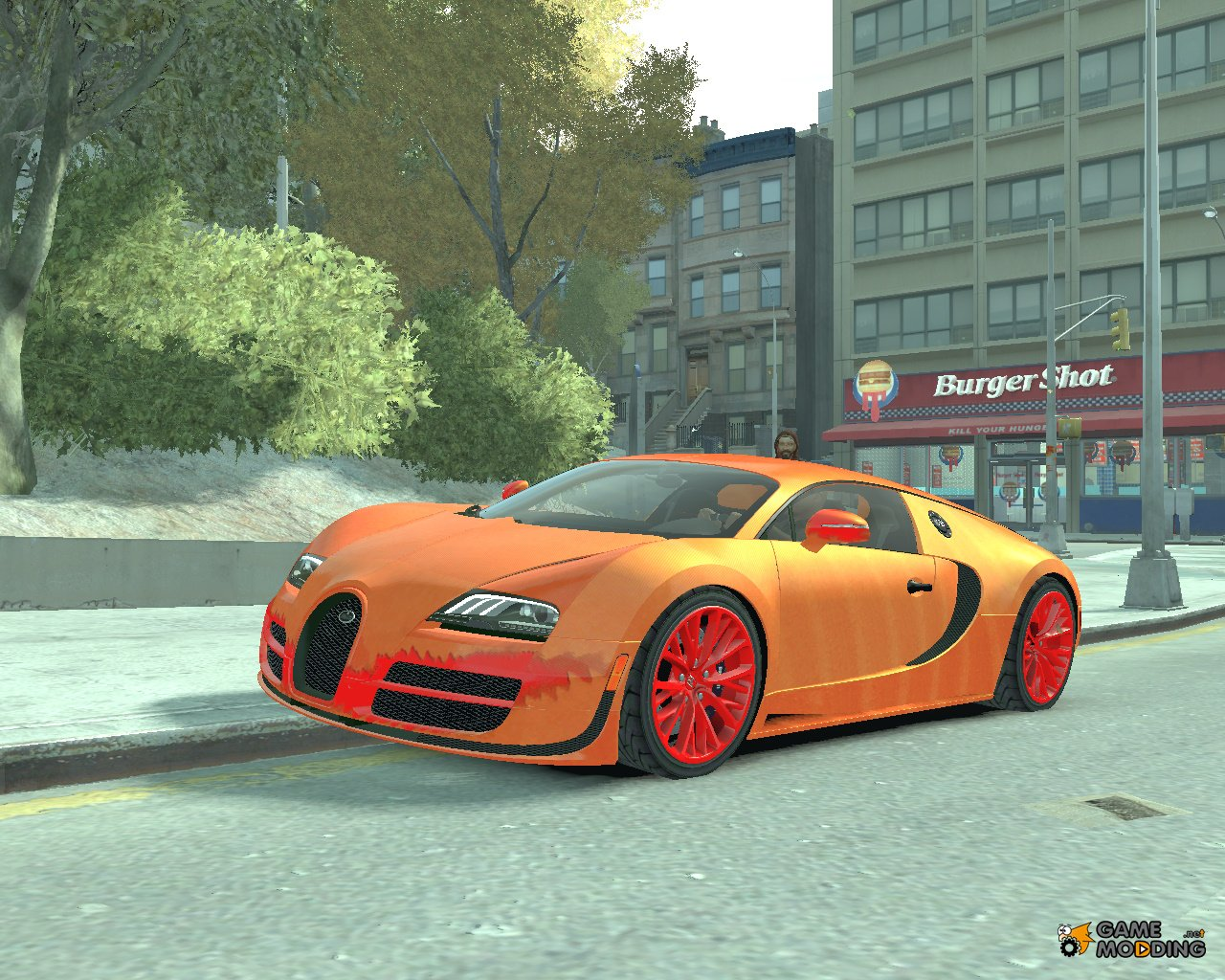 bugatti veyron 16 4 ss epm halloween special for gta 4. Black Bedroom Furniture Sets. Home Design Ideas