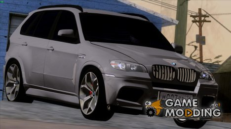 BMW X5for GTA San Andreas
