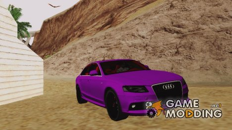 Audi S4for GTA San Andreas