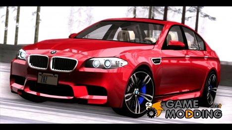 BMW M5 F10 2012for GTA San Andreas
