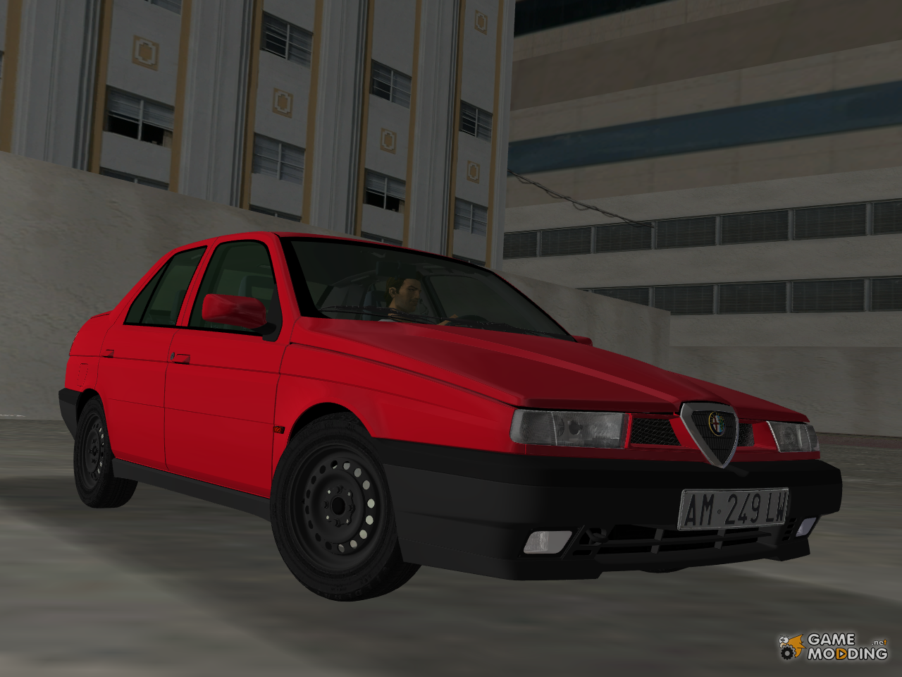 alfa romeo 155 entry 1992for gta vice city. Black Bedroom Furniture Sets. Home Design Ideas