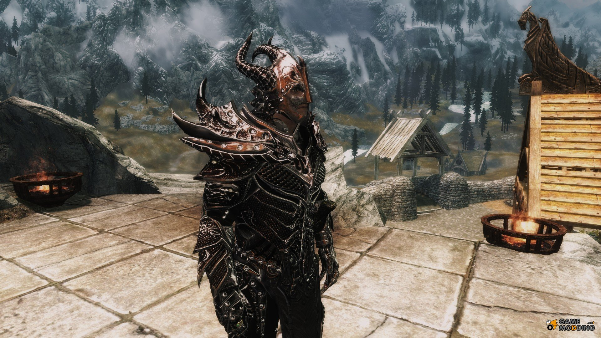 Skyrim Mod Invisible Crafted Weapon Mod