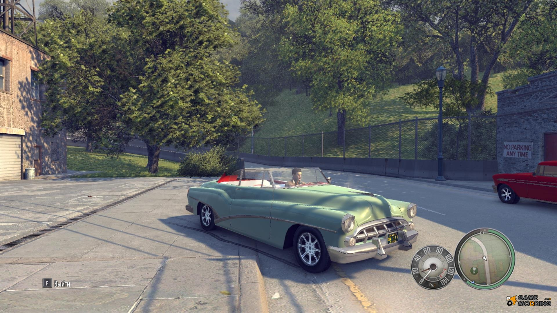 berkley kingfisher convertible v1 0 for mafia ii. Black Bedroom Furniture Sets. Home Design Ideas