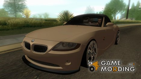 BMW Z4for GTA San Andreas